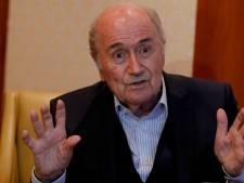 Blatter diep geraakt door overlijden van 'vriend' Annan