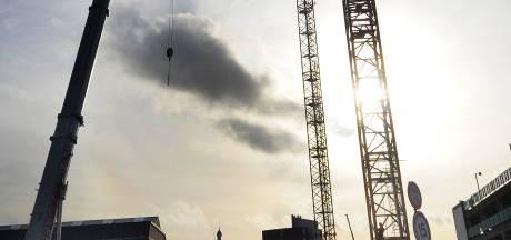 Weer bouwkranen boven de scheepshelling van Vlissingen, maar voor het laatst