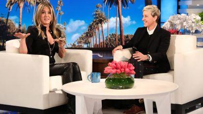 """Komt ze er nu echt? Jennifer Aniston opent de deur naar 'Friends'-reünie: """"Ik zou het doen"""""""