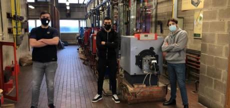 Des élèves de Charleroi mettent sur pied une invention pour les SDF
