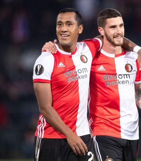 Tapia kondigt transfervrij vertrek bij Feyenoord aan