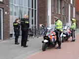 Agenten jagen in Delft op jongen met vuurwapen