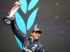 Lewis Hamilton décroche son septième titre de champion du monde en Turquie et égale Michael Schumacher