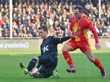 LIVE | GA Eagles op voorsprong tegen NAC