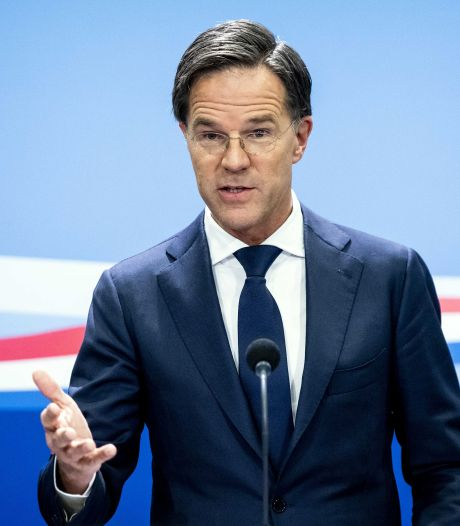 Rutte somber over versoepelingen: 'Het ziet er gewoon niet goed uit'