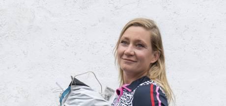 Mieke Buursink met Fundament Losser 'van quarantaine naar quarantent'