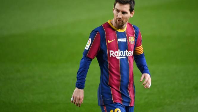 """Lionel Messi: """"Ik heb het zwaar gehad deze zomer, maar nu gaat het opnieuw goed"""""""