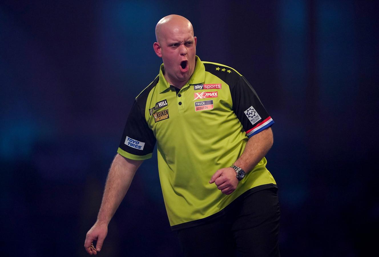 Michael van Gerwen.