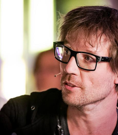 Giel Beelen neemt afscheid van 3FM in Rotterdamse Rotown