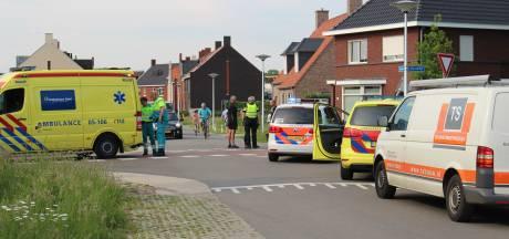 Jonge vrouw raakt gewond bij aanrijding in Hengelo