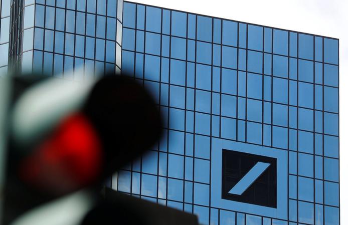 Le siège social de Deutsche Bank à Francfort.