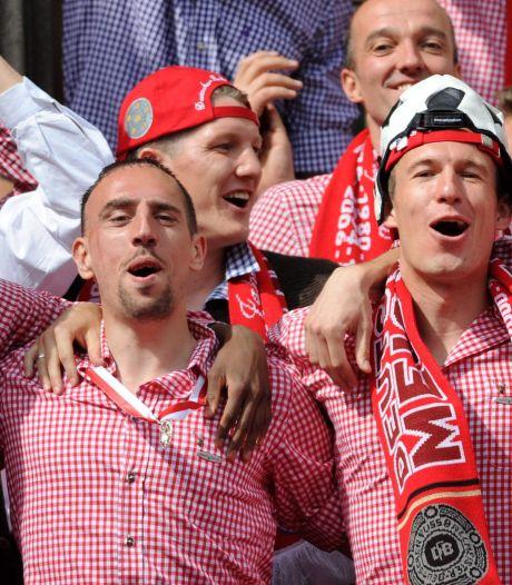 PSV polst transfervrije routinier Ribéry