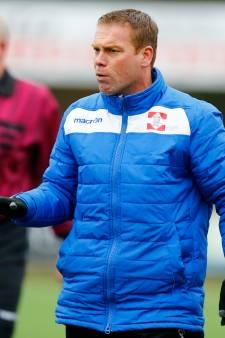 FC De Bilt en coach Alain Hijman op 1 januari uit elkaar
