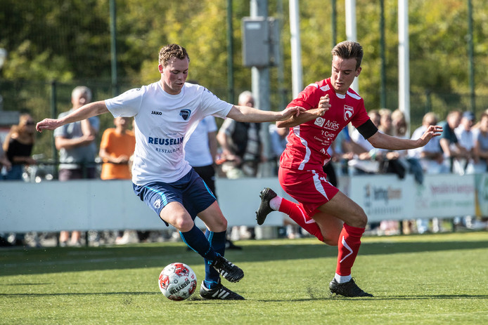 OBW plaatste zich dinsdagavond voor de volgende ronde van de Achterhoek Cup. Foto Jan van den Brink