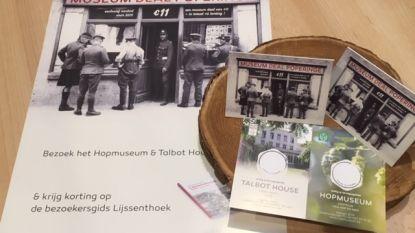Bezoek voordelig twee musea in dezelfde straat