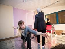 Theater in leegstaand pand: in elke kamer een eigen voorstelling