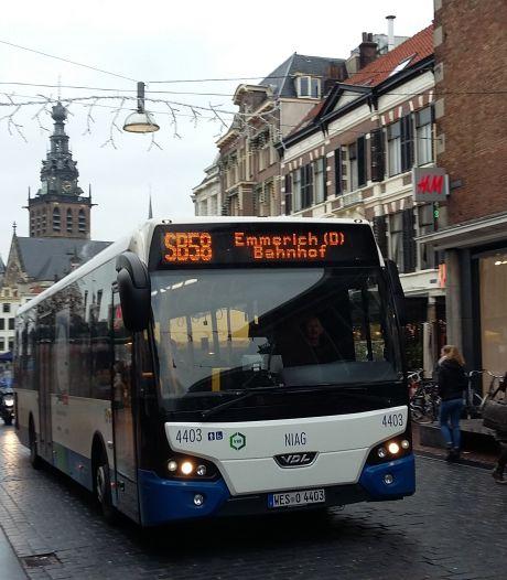 OV-chipkaart doet het nu ook in de Duitse bus