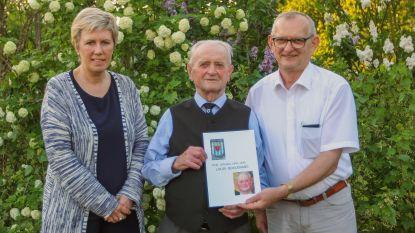 Louis Boeckmans uitgeroepen tot ereburger van Laakdal