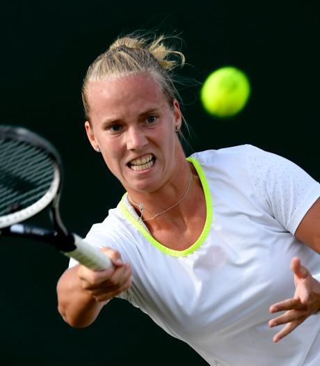 Roland Garros: Hogenkamp stuit op Sjarapova