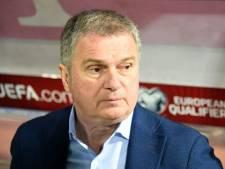 Bondscoach Montenegro boycot duel met Kosovo en wordt ontslagen