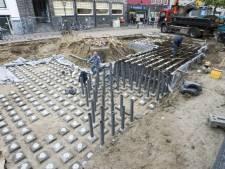 Zwolle wordt langzaam een spons en dat is goed nieuws