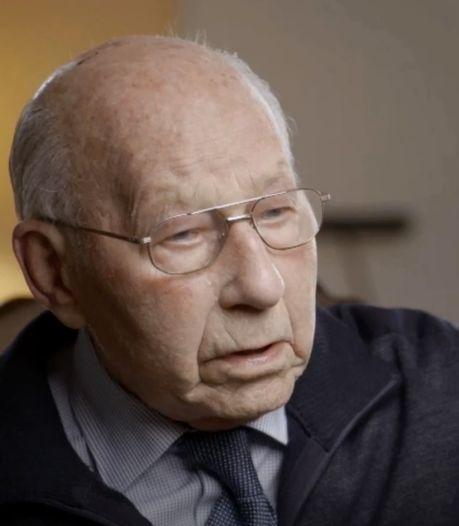 Oud-Merwedegijzelaar Kees Mijnster (96) uit Sliedrecht overleden