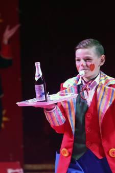 Tribunes van Circus Bernardo blijven leeg in Ruurlo