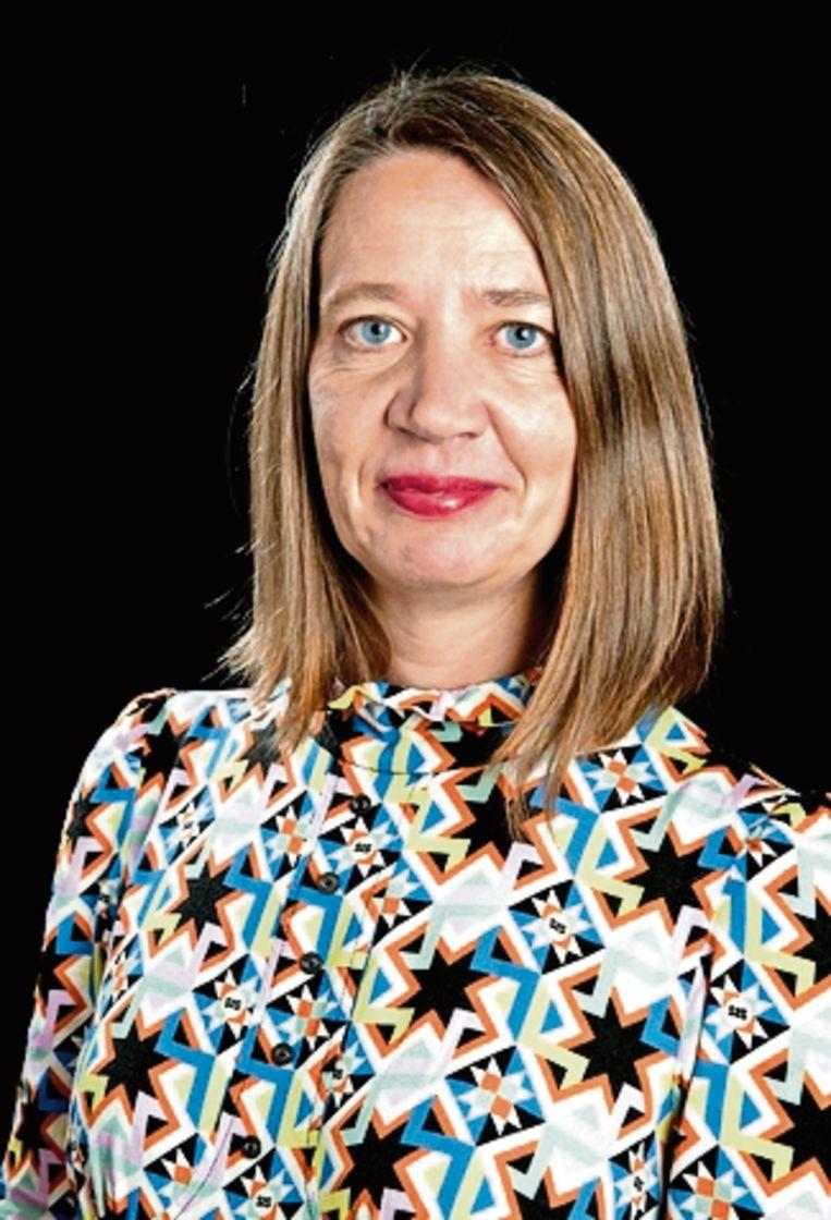 Giselinde Kuipers, hoogleraar cultuursociologie aan de KU Leuven.