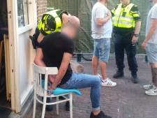 Drie arrestaties na opstootjes bij Muziekfeest