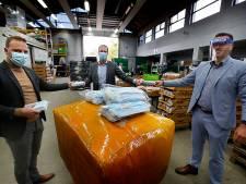 Supermarkt helpt Dordrecht in zoektocht naar mondkapjes voor minima