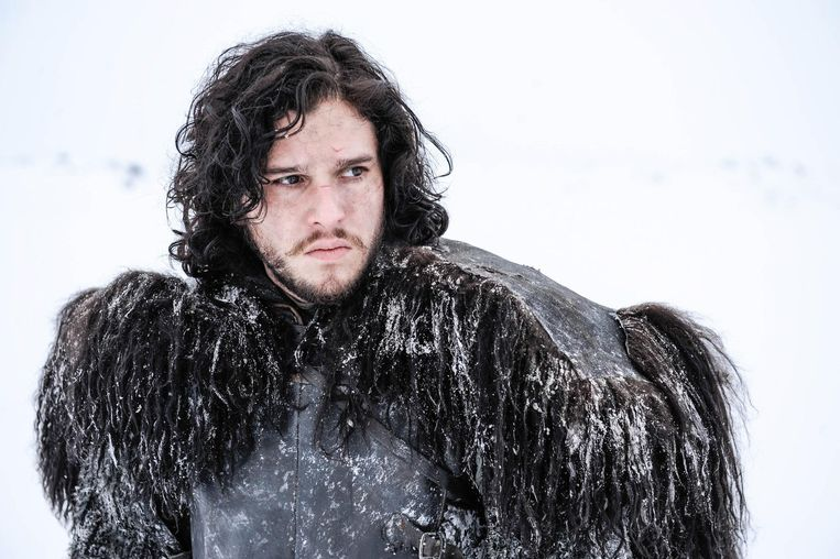 Jon Snow uit 'Game of Thrones'.