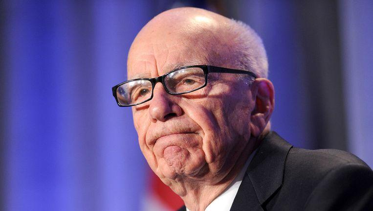 Rupert Murdoch. Beeld ap