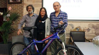 Winnaar van fietszoektocht wordt beloond met nieuwe fiets