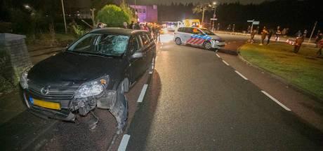 Fietser gewond bij aanrijding in Renkum