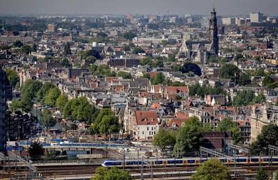 Noord-Holland bouwt 40.000 huizen bij voor Amsterdammers