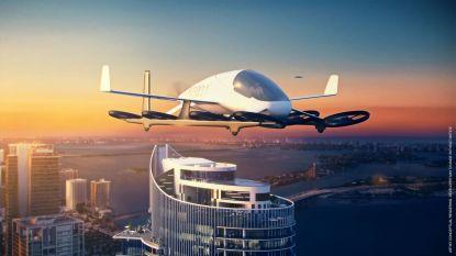 Nieuwe gebouwen krijgen nu al landingsplaatsen voor vliegende auto