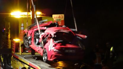 """Filmpje net voor crash blijkt cruciaal in zaak dodelijk ongeval: """"Auto werd gebruikt als discotheek"""""""