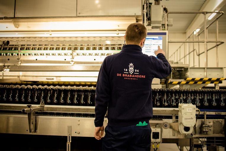 Brouwerij De Brabandere in Bavikhove is de laatste stop voor 'de Ronde van Harelbeke'