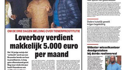 Vermist meisje (16) verkocht aan Brusselse bende