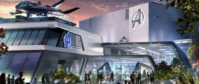 De nieuwe plannen van Disney.