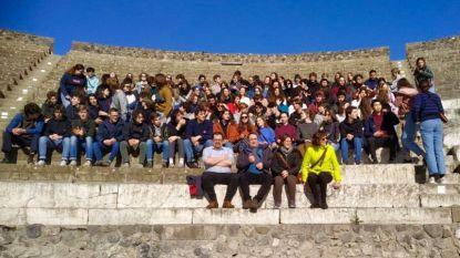 """Leerlingen Sint-Romboutscollege op rondreis door Italië: """"Merken niks van heisa om coronavirus"""""""