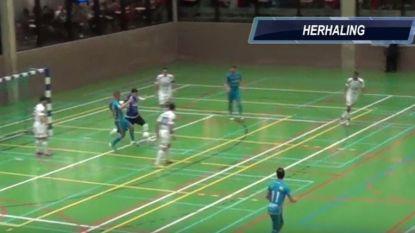 Futsalkampioen Halle-Gooik is maximum kwijt maar na match tegen Hasselt was vooral deze fase onderwerp van discussie