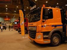 Allerlei trucks op het Mega Trucks Festival: 'Hier staat negen jaar werk te pronken'