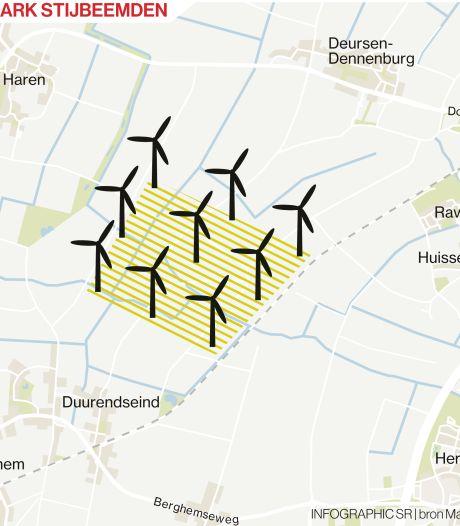 Derde windpark in Oss laat omwonenden 'flink meeprofiteren'