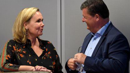 """Tommelein (Open Vld): """"Negen ministers met twee voor ons is juiste verdeling"""""""
