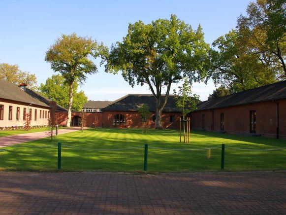 In het gebouw zullen volgend jaar klaslokalen worden ingericht.