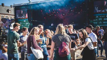 Studenten zingen zomerhit op Student Kick-Off