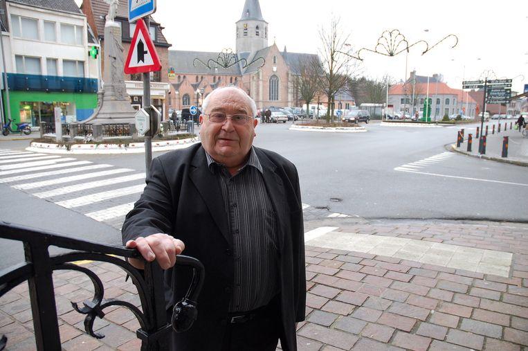 Frans Windhey schreef een record op zijn naam als langst zittend gemeenteraadslid.