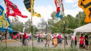 Gedenkpaal onthuld ter ere van volkskunstgroep Boerke Naas, die 70 jaar bestaat