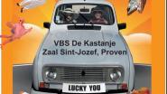 Charles Camembert & De Geluksvogels in VBS De Kastanje Proven